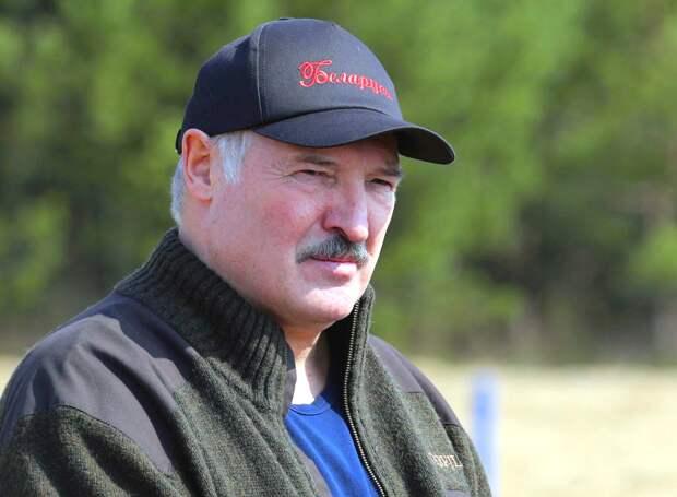 Лукашенко заявил, что колючая проволока не остановит людей на границе РФ и Белоруссии