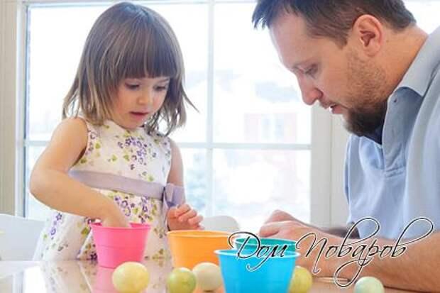 Красим яйца на Пасху - лучшие 10 способов!