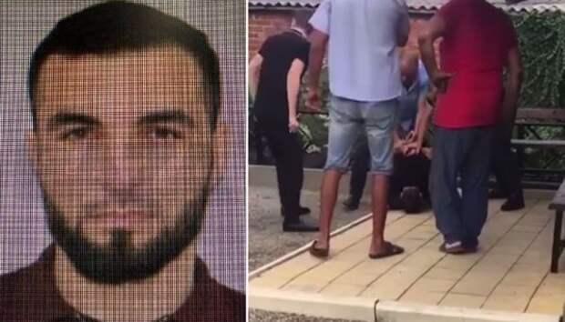 Задержан один изучастников убийства майора полиции вСтаврополе