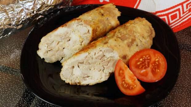 Домашняя куриная колбаса: просто и вкусно