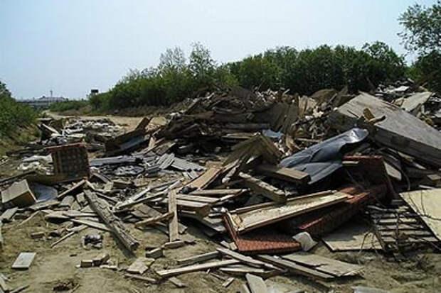 В Татарстане с начала года выявлено более 60 несанкционированных свалок