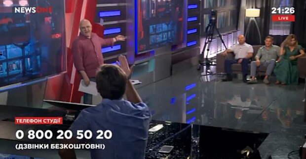 «Я пришёл в ужас, настолько смело он выступал в украинской студии. За такое там убивают»