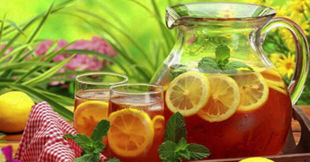 Натуральный напиток укрепляющий иммунитет и профилактики заболеваний