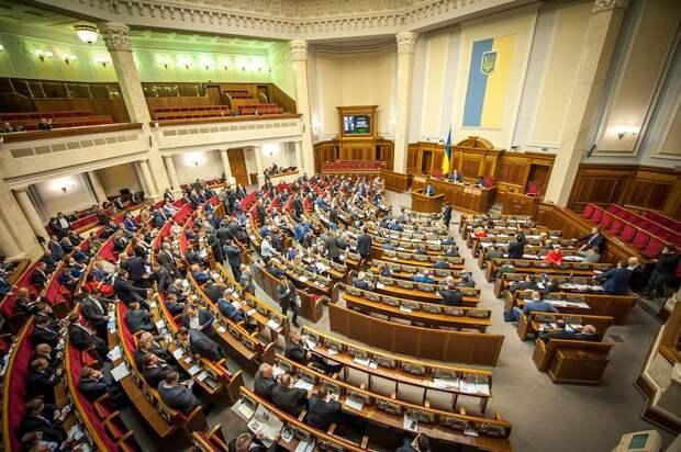 Оппозиция в Раде инициирует импичмент Зеленскому