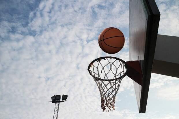Баскетбольный Мяч, Круг, Бросать, Виды Спорта, Открытый