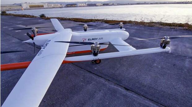 Новый автономный самолет может доставлять грузы без помощи человека