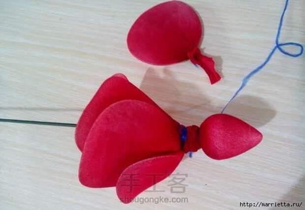 Розы из капрона. Красивые идеи и мастер-класс (73) (588x405, 84Kb)