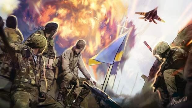 Полномасштабная война между Украиной и Россией вполне вероятна. Об этом в рамках устраиваемого олигархом...