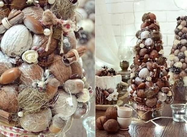 поделки из грецких орехов своими руками