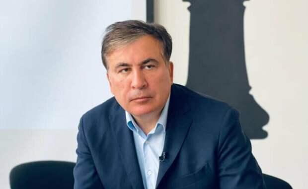 Моя жизнь под вопросом, я узник Путина: Саакашвили пообщался в колонии с Денисовой