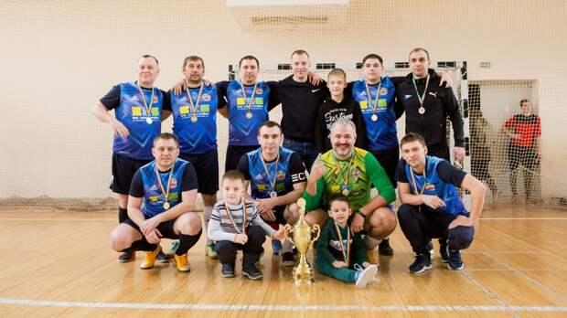 Суворовские футболисты— победители городского чемпионата