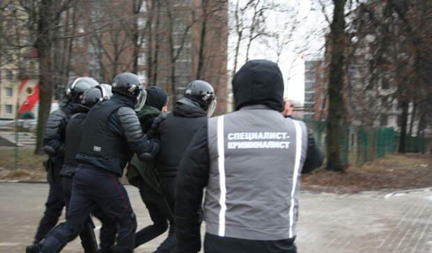 Белгородское УМВД: Любые попытки провести несогласованные акции будут пресекаться