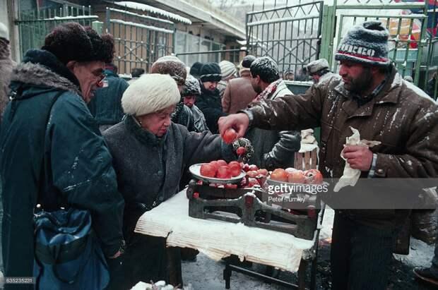 Как воровали в СССР