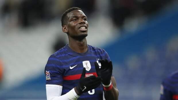 Погба высказался о вылете сборной Франции с Евро-2020