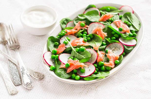 Сыпем в еду зеленый горошек