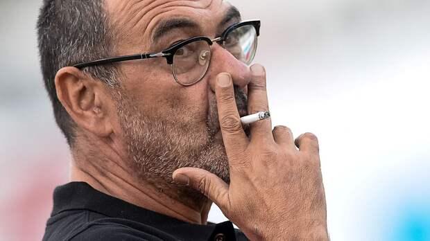 «Лацио» намекнул на назначение Сарри главным тренером