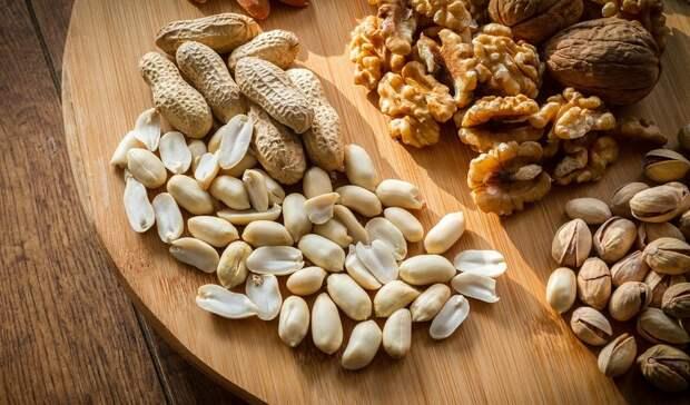 Диетолог рассказал обезопасной дневной норме орехов