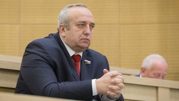 Клинцевич назвал учения НАТО на Украине отводом глаз от возведения военной базы...