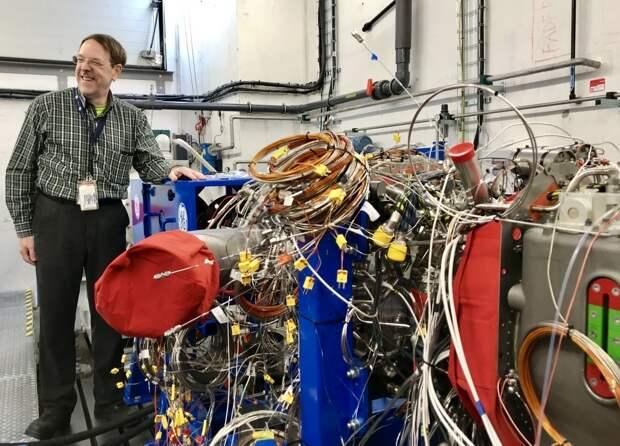 General Electric испытала 3D-печатный авиадвигатель
