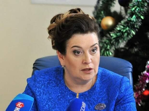 Экс-глава Минздрава Ростовской области Татьяна Быковская заболела коронавирусом