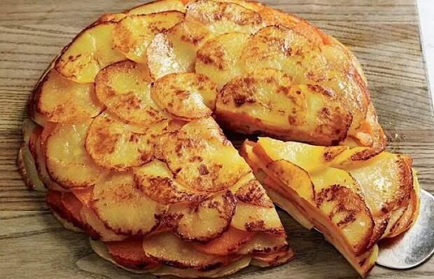 Обалденный картофель «Буланжер»