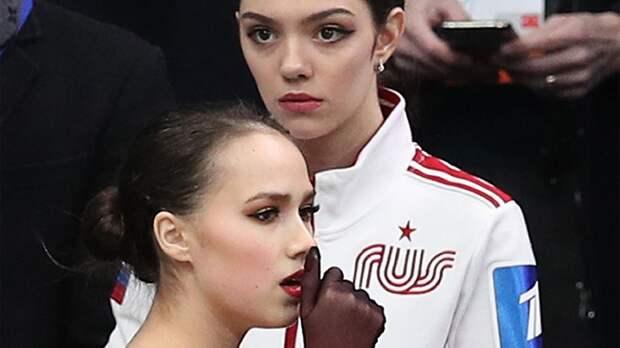 «Логично завершить карьеру». Гербольдт — о невключении Загитовой и Медведевой в сборную