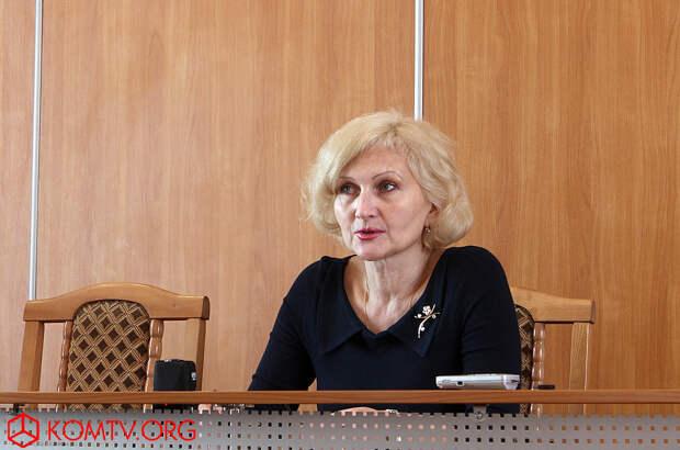 В Феодосии состоялась первая пресс-конференция новой Главы муниципалитета 2