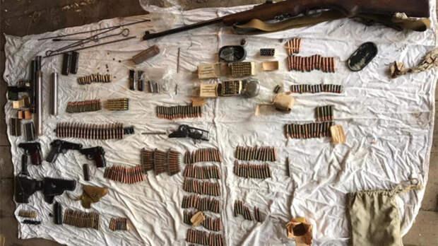 Тысяча патронов: арсенал нашли в доме умершего пенсионера под Рязанью