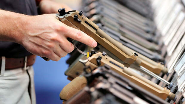 В США продолжается судебный процесс в отношении крупнейшего оружейного лобби