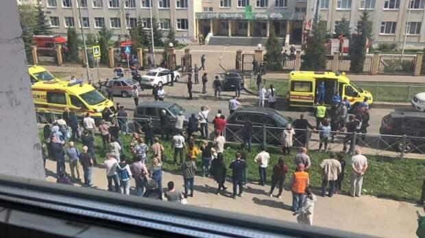 Казанские школьники вернутся на учебу 14 мая