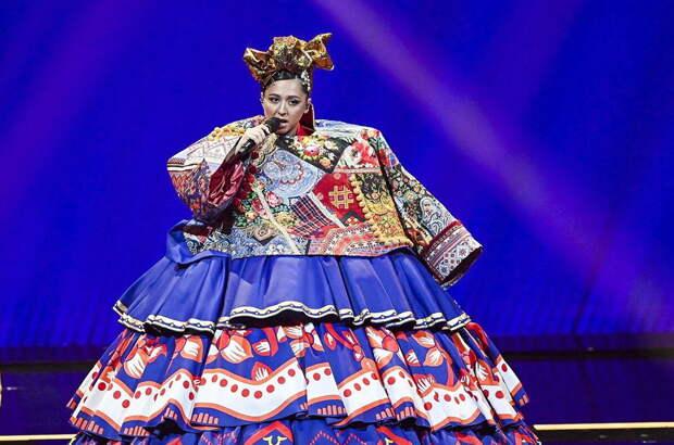 Россия прошла в финал Евровидения