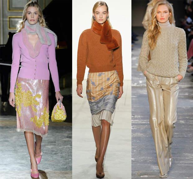 Классические модели свитеров