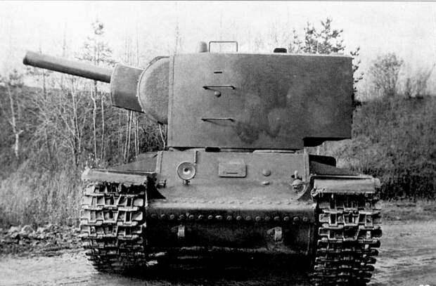 """Забытый танк убийца """"КВ-2"""" Монстр весом 52 тонны"""