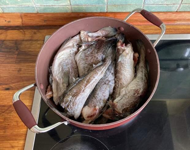 Рыбные оладьи