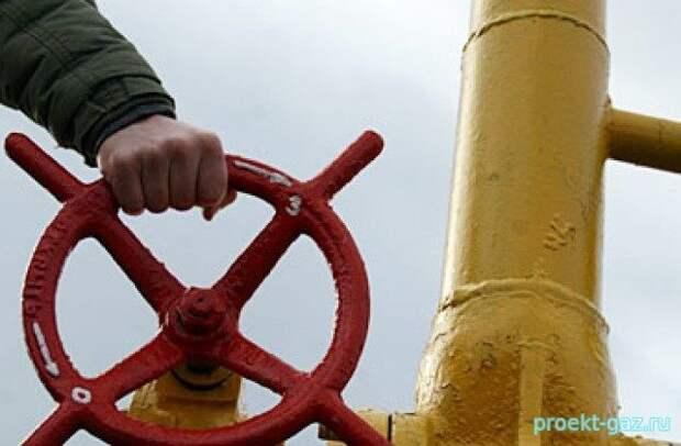 Заполняемость ПХГ Украины составила почти 30%