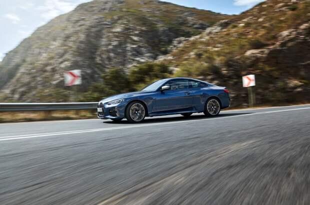 Раскрыта вся информация о новом BMW 4