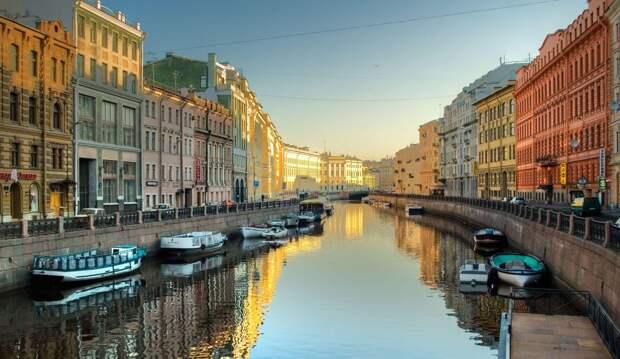 ТОП-7 самых красивых городов на каналах-4