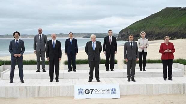 G7: Обмен подарками, ужин в «Эдеме» и злорадство Трампа