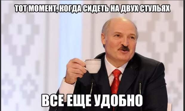 Маневры Лукашенко: Зеленскому оружие, Путину — горячую дружбу!