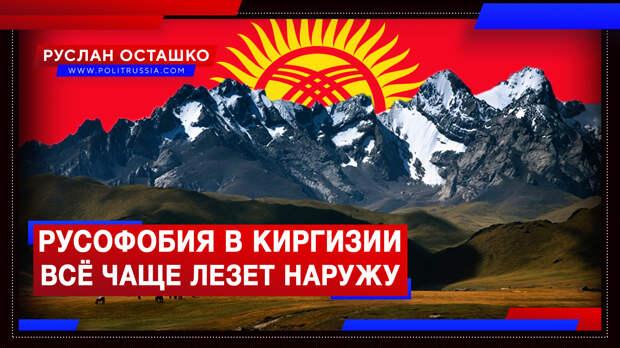 Избитый мальчик и нападение на девушку: в Киргизии всё чаще лезет наружу русофобия