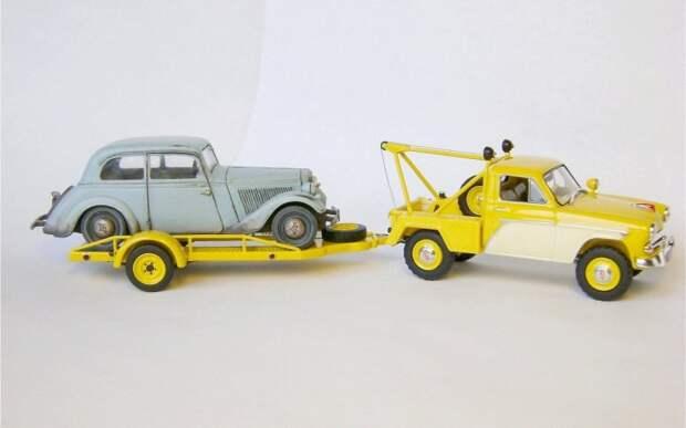 Москвич-410 Боливар авто, автодизайн, газ, запорожец, моделизм, модель, москвич, советские автомобили