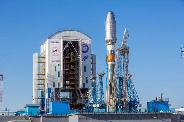 Замглавы «Роскосмоса», ответственного за строительство Восточного, уволили