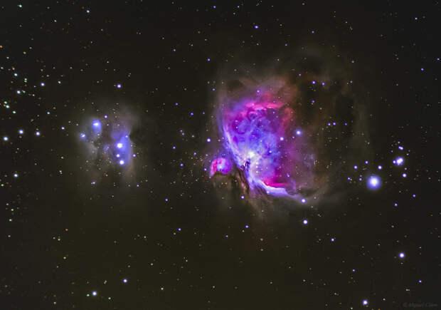 Ученые впервые обнаружили кислород в другой галактике