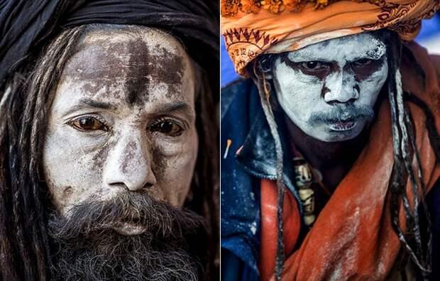 Агхори: поедатели трупов, победившие всебе страх