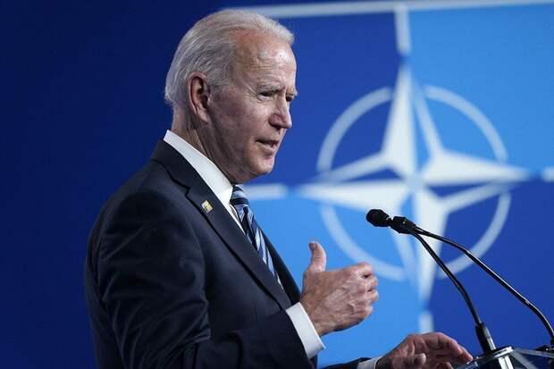 Песков: мы обратили внимание на заявление Байдена об Украине и НАТО