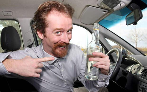 Водитель прикинулся пьяным, чтобы попасть на телевидение