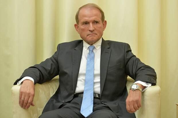 Виктор Медведчук считает обвинения против него политической расправой