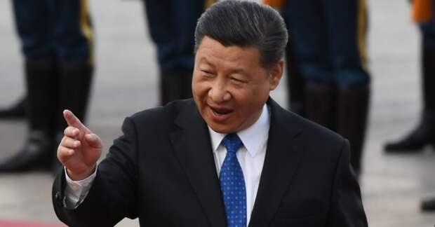 Китай показал России, как бить санкциями ЕС и Прибалтику