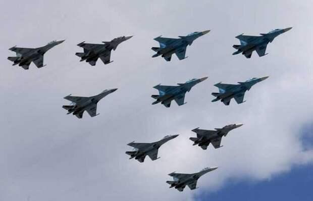 Forbes: модернизированные ВКС РФ ещё отстают от ВВС стран НАТО