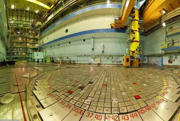В России приступили к разработке гибрида ядерного и термоядерного реакторов